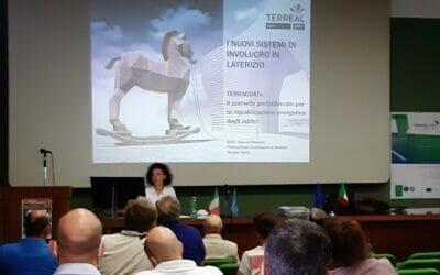 """""""L'isolamento termico e la bioedilizia"""" – Seminario CEFME, Pomezia"""
